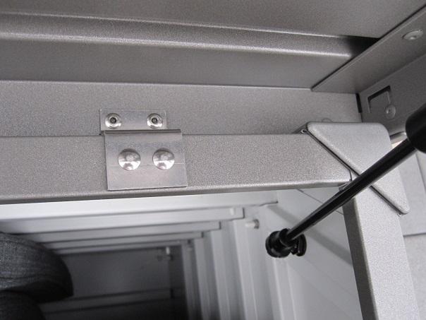 Auflagenbox metall wetterfest elegant auflagenbox rattan for Edelstahl loungemobel