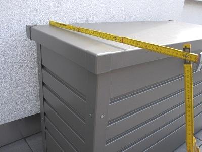 Was Ist Die Ideale Gr E Einer Auflagenbox Auflagenbox